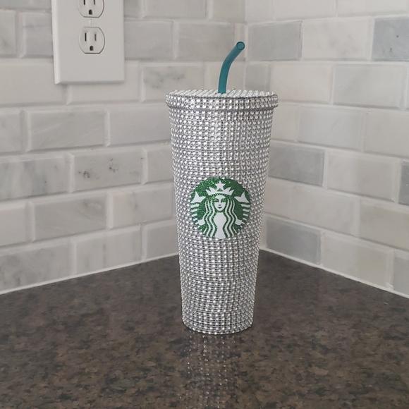 Starbucks Bling Tumbler Custom Made